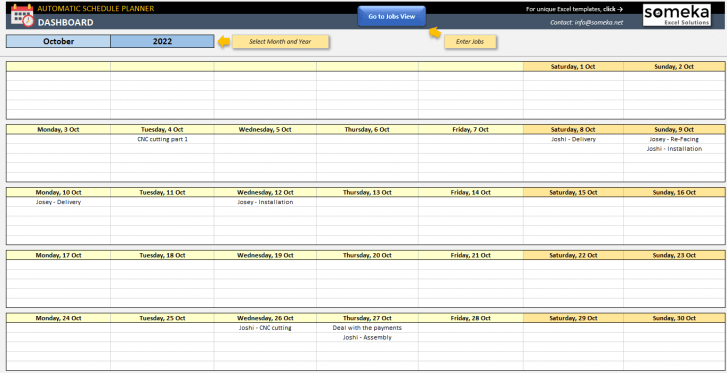 Automatic-Schedule-Planner-Excel-Template-Someka-SS5