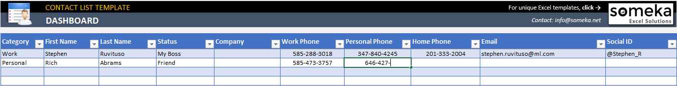 Contact-List-Excel-Template-Someka-S01