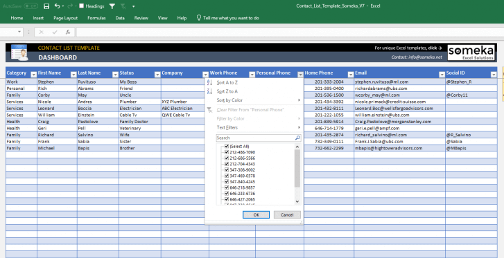 Contact-List-Excel-Template-Someka-SS6