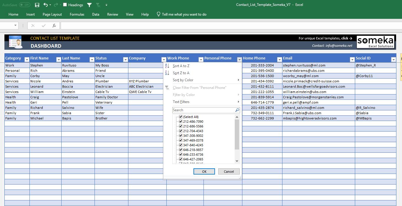 Microsoft Excel Membership Database Template from mk0somekaijynom3omen.kinstacdn.com
