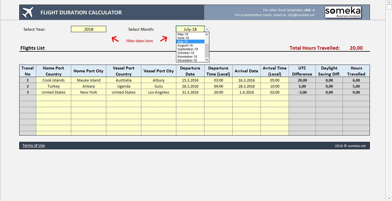 Calculate date online in Melbourne