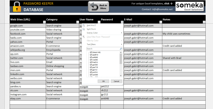 Password-Keeper-Excel-Template-Someka-SS5-1