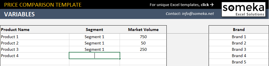Price-Comparison-Analysis-Excel-Template-S01