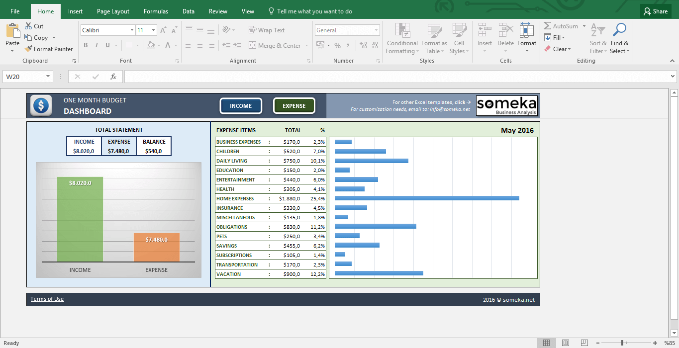 excel budgets and personal finance templates spreadsheets