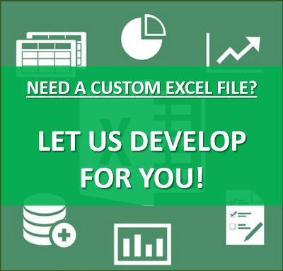 Someka Custom Excel Services