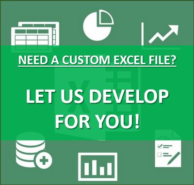 Someka Custom Excel Services