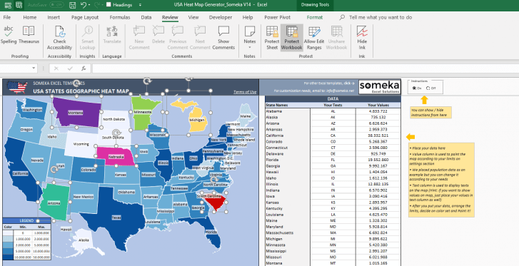 USA-Geographic-Heat-Map-Generator-Excel-Template-Someka-SS10