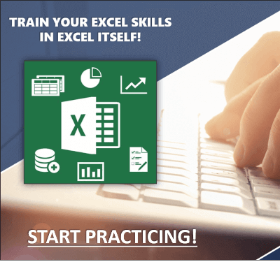 Excel Formulas Full Trainer