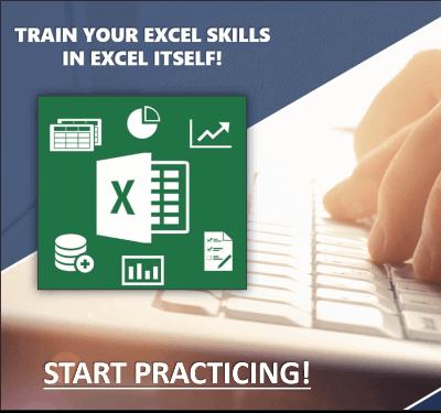 Excel Formulas Full Trainer