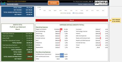 Profit-and-Loss-Statement-Template-Someka-SS2