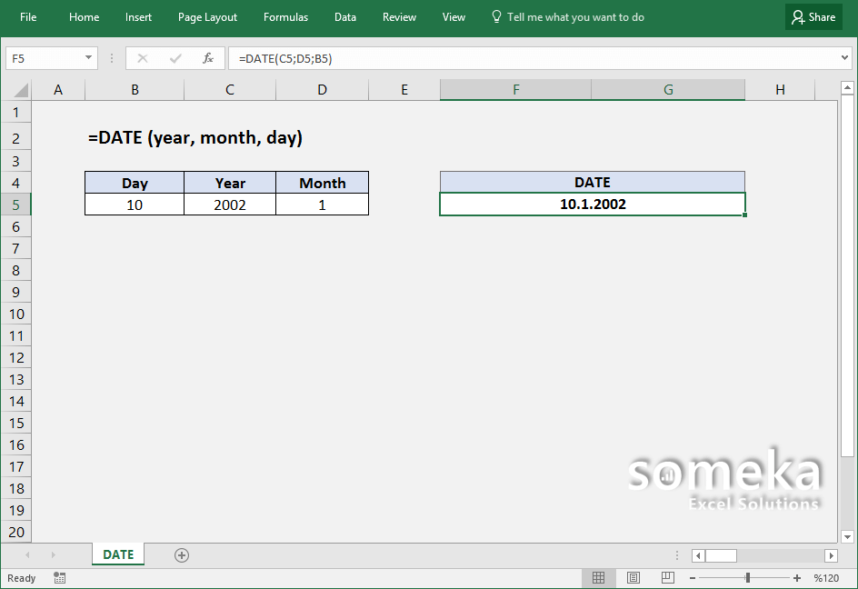 how-to-use-excel-DATE-function