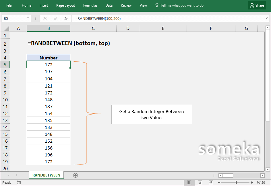 how-to-use-excel-RANDBETWEEN-function