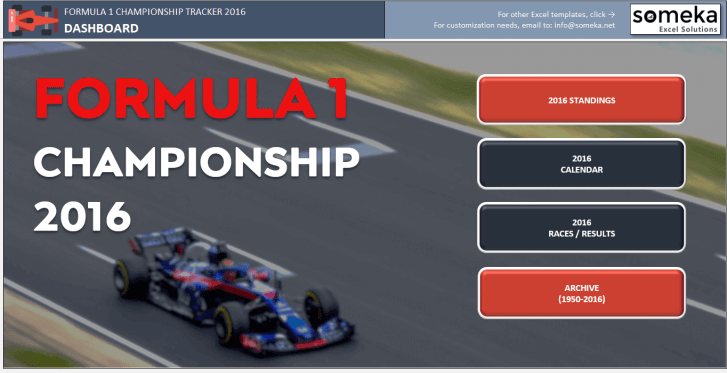 Formula-1-Standings-2016-Excel-Template-Someka-SS1