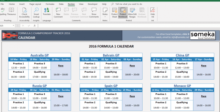 Formula-1-Standings-2016-Excel-Template-Someka-SS3
