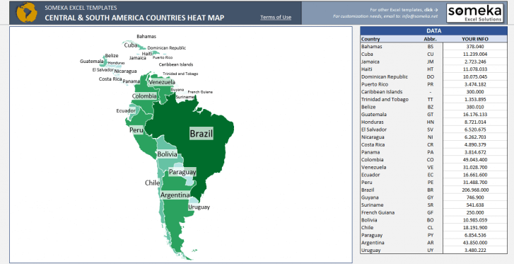 central-south-america-countries-heat-map-ss-1