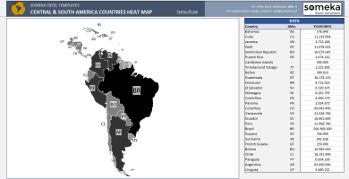 Central-south-america-countries-heat-map-ss-2