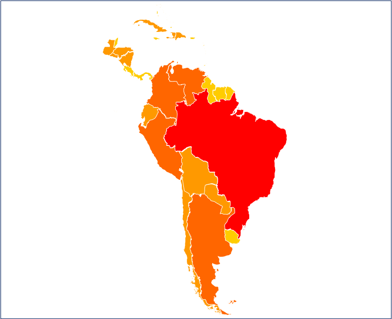 south-america-countries-heat-map-someka-excel-templates