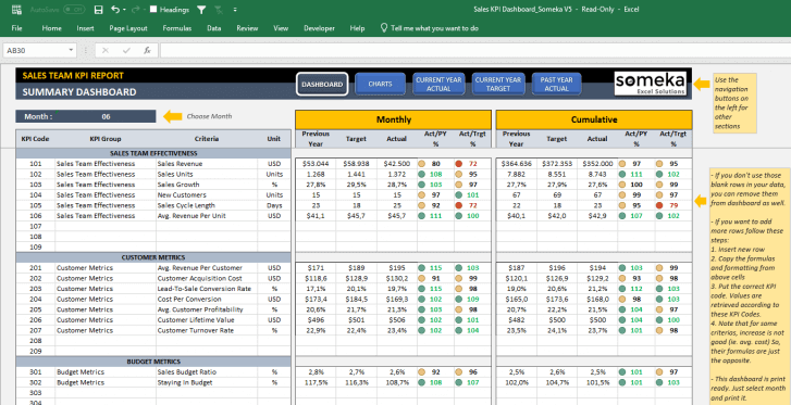 Sales-KPI-Dashboard-Excel-Template-Someka-SS12