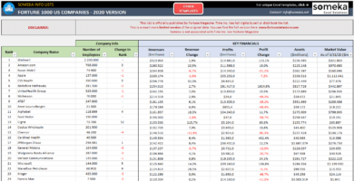 Fortune-1000-US-2020-Excel-Template-Someka-SS1