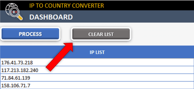 IP-To-Country-Excel-Template-02-Clear-List V2