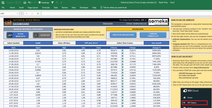 Historical-Stock-Prices-Scraper-Someka-Excel-Template-SS5
