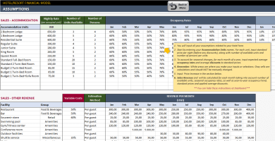 Excel Templates | Excel Spreadsheets | Someka net