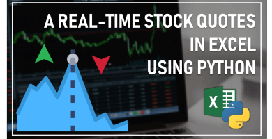 Real-Time-Stock-Quotes-in-Excel-using-Python