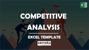 Competitive Analysis Template - Someka Excel Template Video