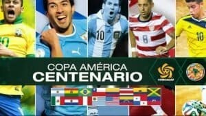 Copa America 2016 Excel Template - Someka Excel Template Video