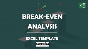Break Even Analysis Template - Someka Excel Template Video