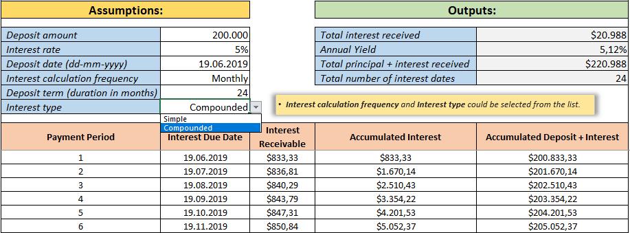 Savings-Interest-Calculator-Someka-S01