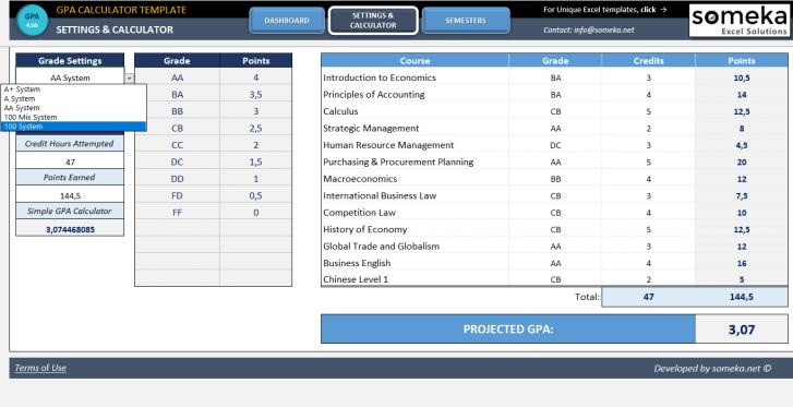 GPA-Calculator-Excel-Template-Someka-SS5