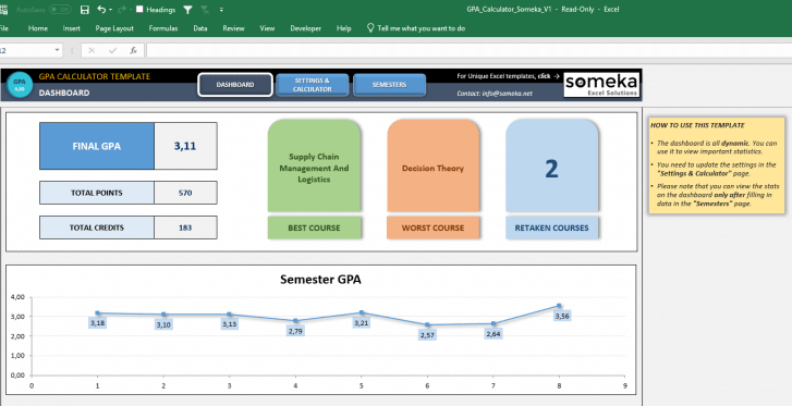 GPA-Calculator-Excel-Template-Someka-SS6