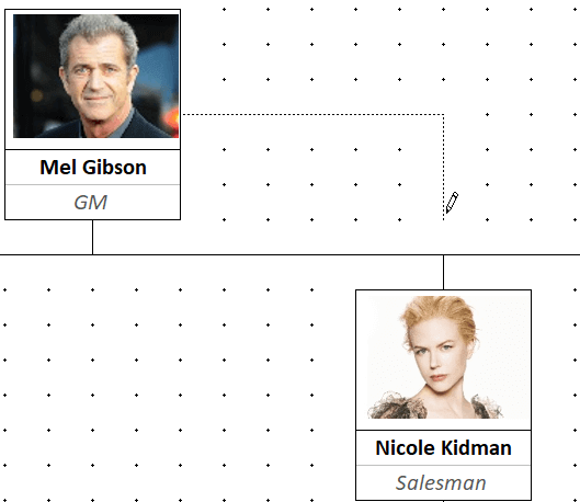 Dotted-Line-Excel