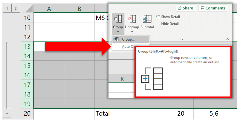how-to-make-decision-matrix-in-excel-S06