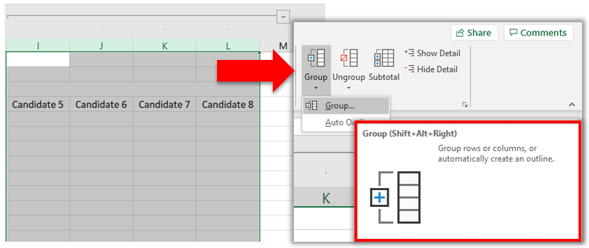how-to-make-decision-matrix-in-excel-S07