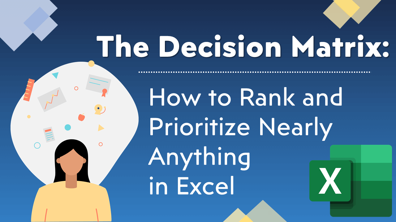 How-to-make-decision-matrix-in-excel-blog-post-cover