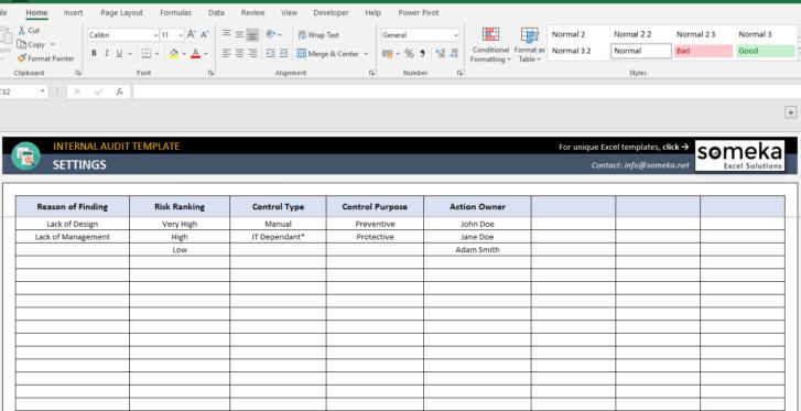Internal-Audit-Excel-Template-Someka-SS4