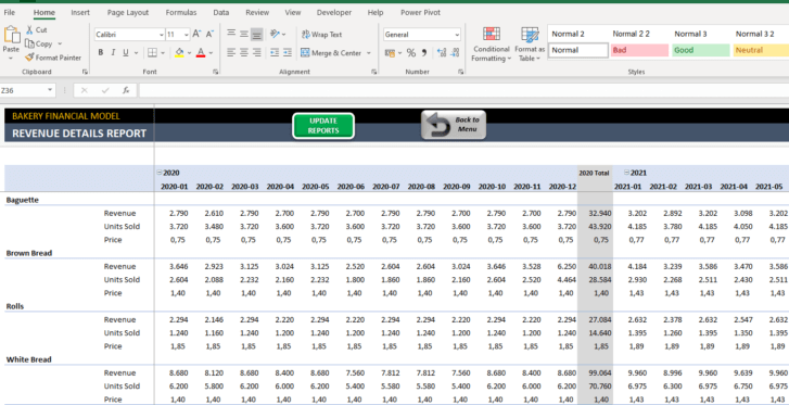 Bakery-Financial-Model-Excel-Template-Someka-SS11