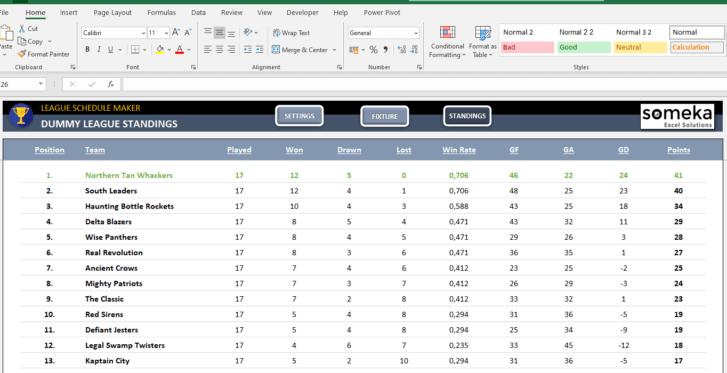 League-Schedule-Maker-Excel-Template-Someka-SS3