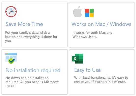 advantages-of-using-excel-for-family-chart
