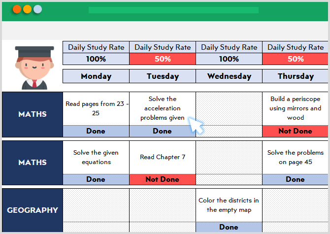 student-lesson-plan-excel-template