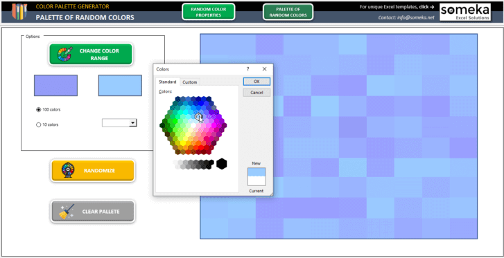 Color-Palette-Generator-Excel-Template-Someka-SS6