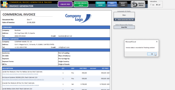 Commercial-Invoice-Tool-Excel-Template-Someka-SS4