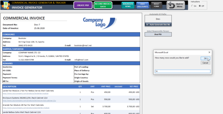 Commercial-Invoice-Tool-Excel-Template-Someka-SS5