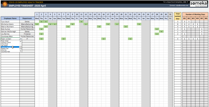 Covid-19-Employee-Health-Tracker-Excel-Template-Someka-SS7