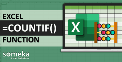 How To Use Excel COUNTIF Function