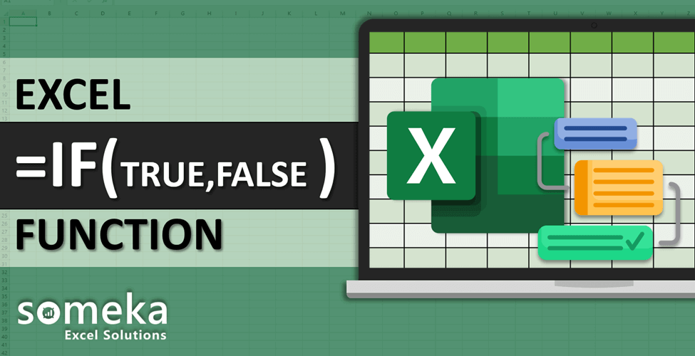 How To Use Excel IF Function