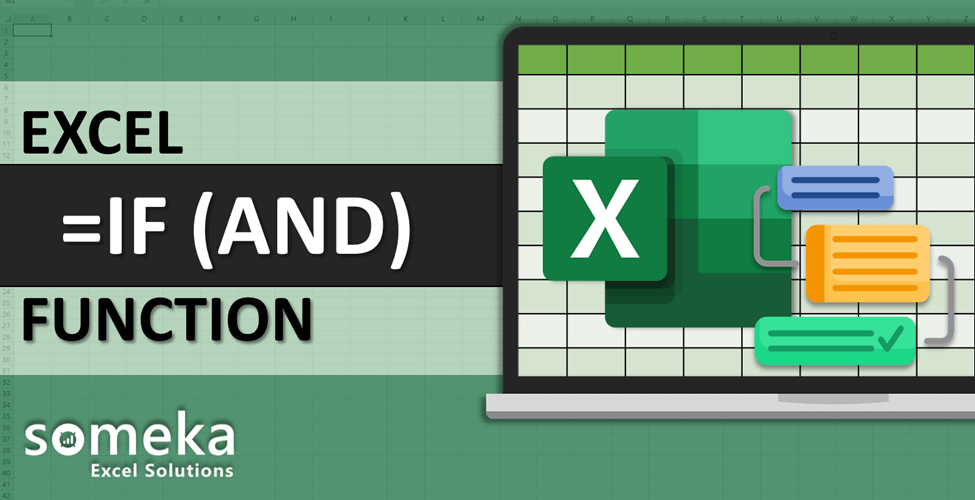 How To Use Excel IF AND Function