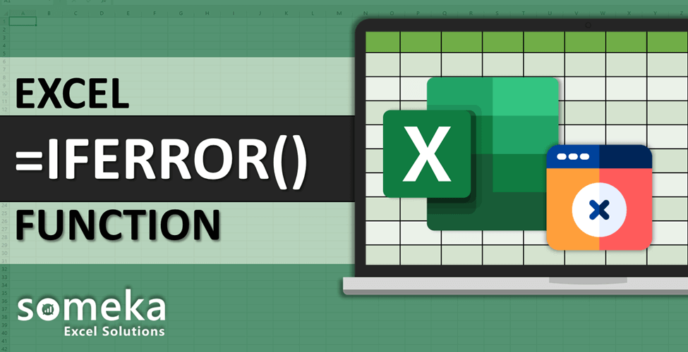 How To Use Excel IFERROR Function